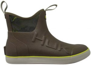 hunting Huk rubber boots