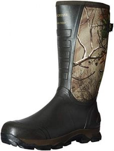 Lacrosse Insulated Rubber hunting Boots