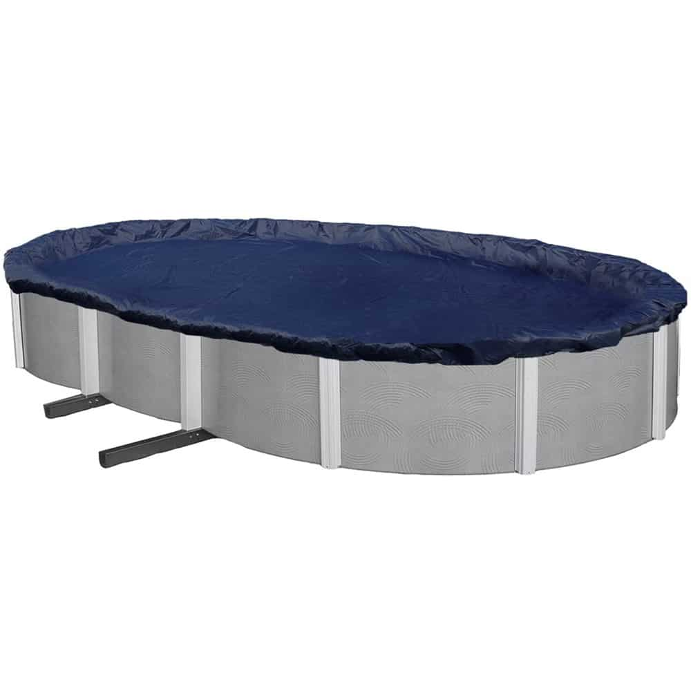 Blue Wave Oval Above Ground Pool Cover