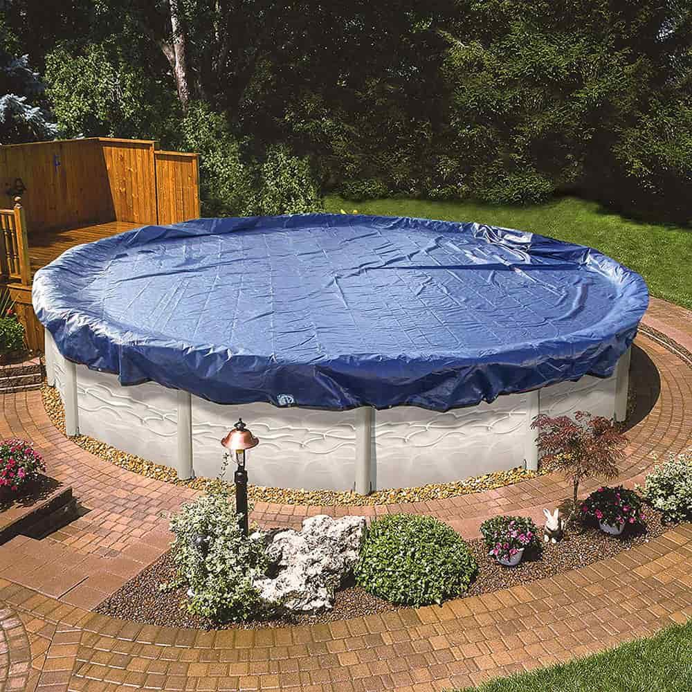 Yankee Pool Pillow Above Ground Pool Cover