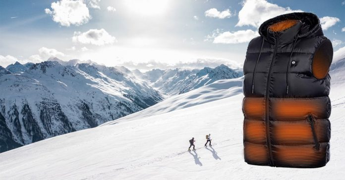 best heated vest for winter